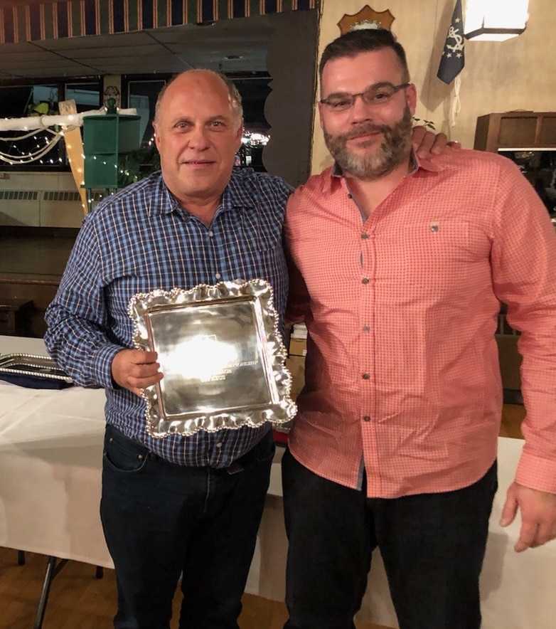 Sail4Epilepsy takes second place in the Mass Bay offshore series
