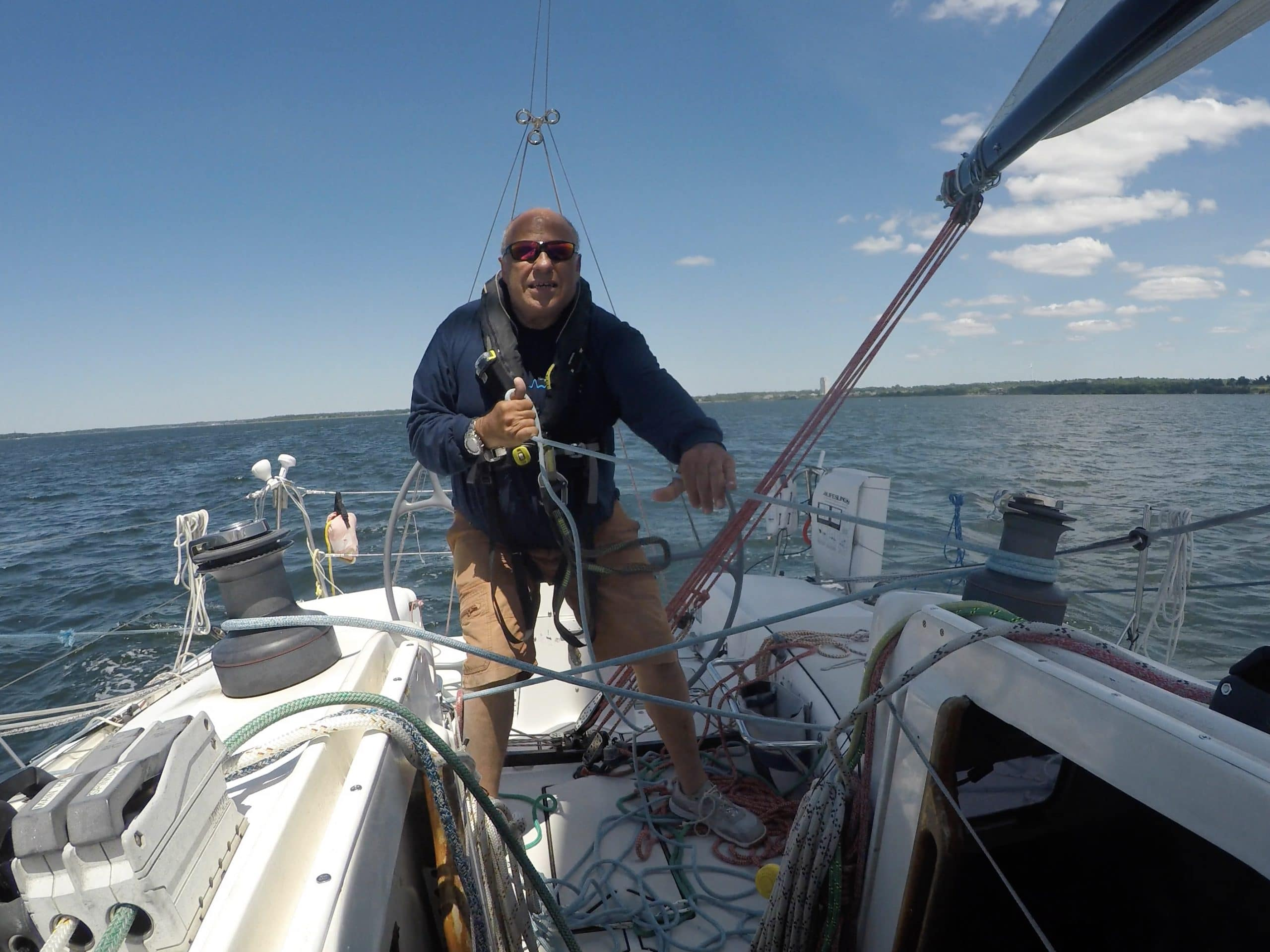 Offshore 160 Single-Handed Challenge